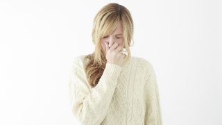冬でも花粉症になる!原因となる植物と症状