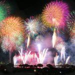 足立の花火 2017の穴場スポットや日程のまとめ