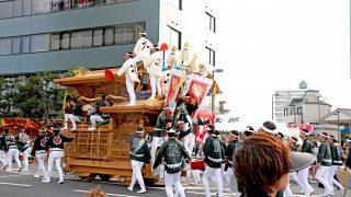 岸和田だんじり祭り 観覧席のおすすめの場所!穴場スポットもご紹介!