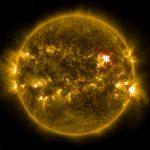 太陽フレアの影響で東京はやばい?人体やスマホは大丈夫?