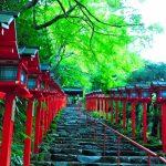 貴船神社へのアクセスはバス利用がおすすめ。京都駅からの行き方バス停の場所はここ!