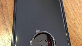 iPhoneX、XS、XRにバンカーリングをつける最適な位置 Qiチーで充電も可能!