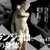 ミケランジェロと理想の身体展の 混雑状況と巡回 2018東京国立西洋美術館
